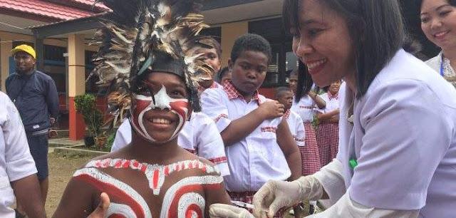 Imunisasi Anak Indonesia