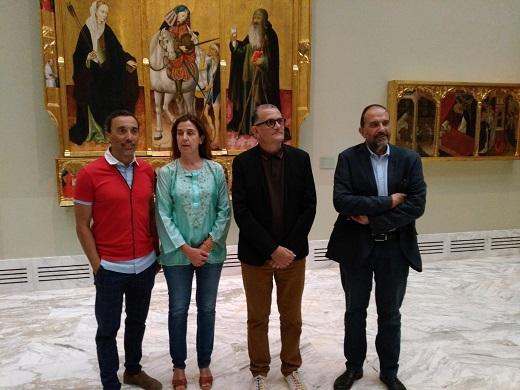 El Museo de Bellas Artes y el IVAM presentan una línea de trabajo con exposiciones conjuntas