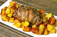 Νουά με πατάτες φούρνου - by https://syntages-faghtwn.blogspot.gr