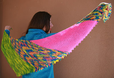 Knitting Like Crazy: Lokum by Jen Lucas