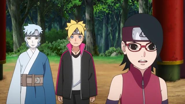 Boruto: Naruto Next Generations Episódio 56 -