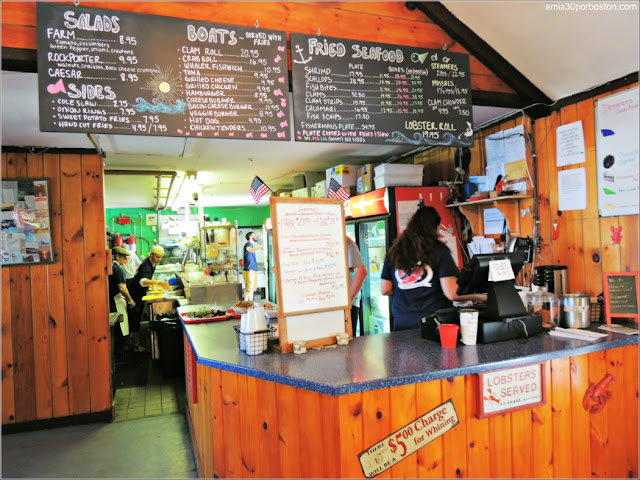 Cape Ann Seafood Restaurants