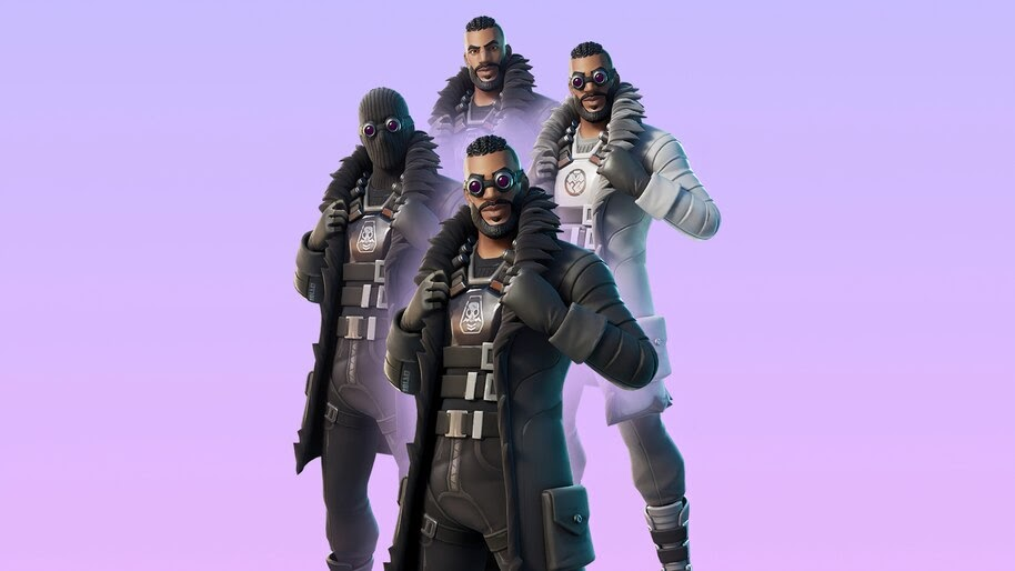 Fortnite, Renegade Shadow, Skin, Outfit, 4K, #5.1947