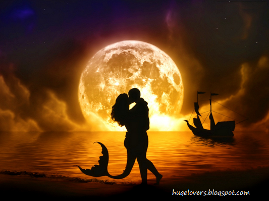 Huge Lovers Quotes Kiss Of Love
