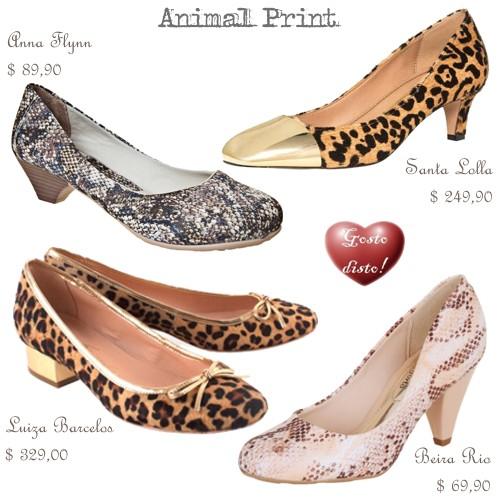 Sapatos de salto médio - Kitten heels shoes