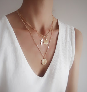collier tendance hiver