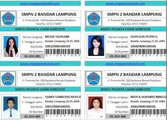 DOWNLOAD APLIKASI PEMBUATAN ID CARD, KARTU PELAJAR GRATIS