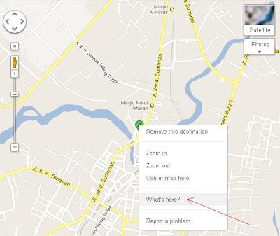 Cara Cek Titik Koordinat menggunakan Google Earth
