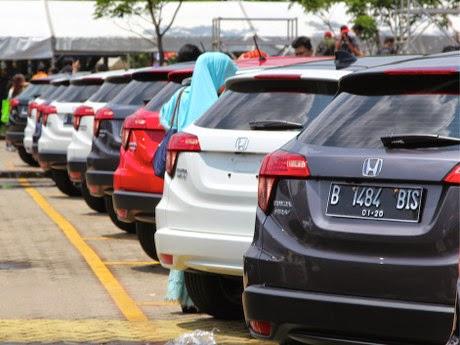 Harga Mobil Honda H-RV Terbaru 2016