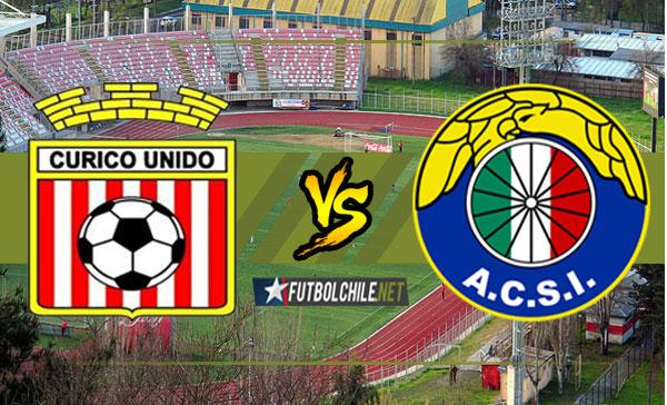 Curicó Unido vs Audax Italiano: Previa, horario, dónde ver en vivo por TV y online por la Primera División