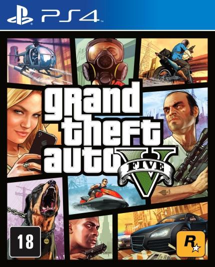 GTA5 Game2u.TK - Grand Theft Auto V – GTA 5  PS4 4.05 PKG CUSA00411 EUR