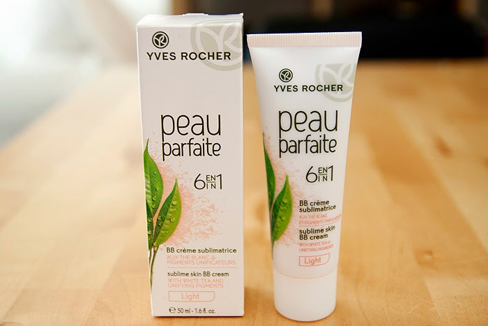 ΒΒ Cream by Yves Rocher ~ Review