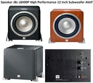 Harga-Speaker-JBL-L8400P-Subwoofer-Aktif -12-Inch