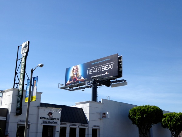 Heartbeat TV series billboard
