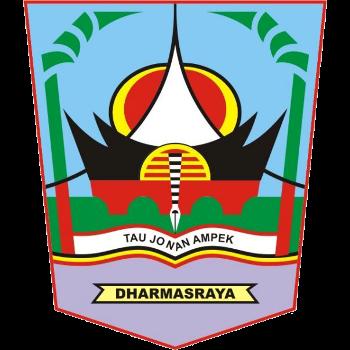 Logo Kabupaten Dharmasraya PNG