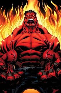 紅浩克 (Red Hulk)
