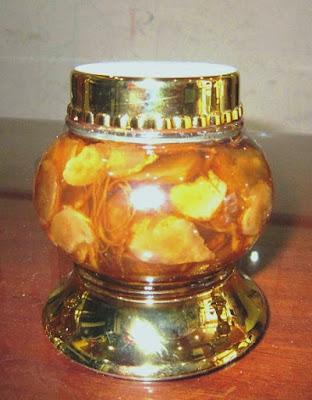 Sâm Ngọc Linh tẩm mật ong