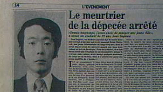 In the War Between : VICE MEETS: Issei Sagawa  An interview