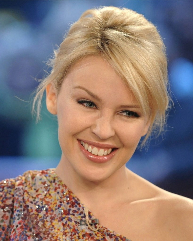 kylie minogue hairstyles - women hair styles collection