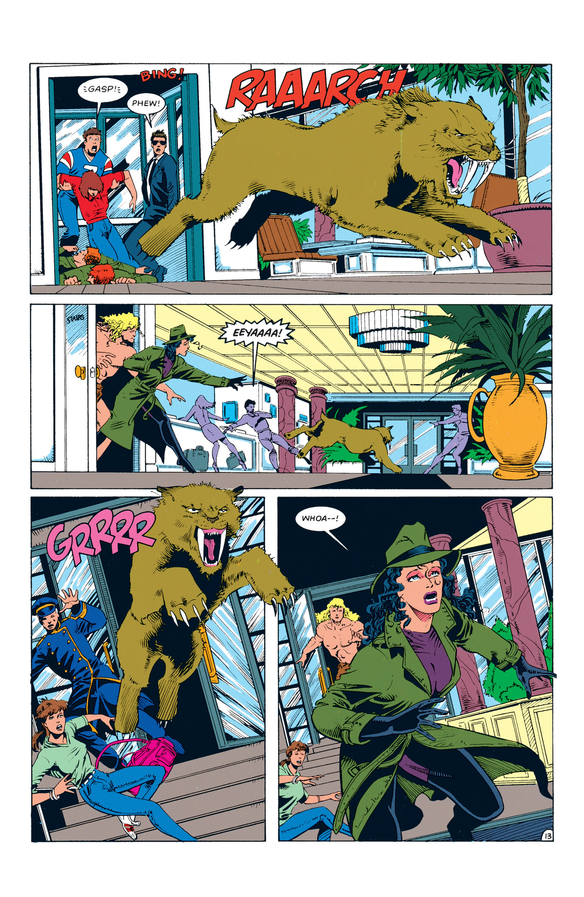 Catwoman (1993) Issue #14 #19 - English 14