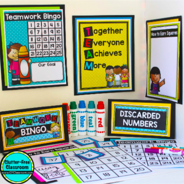 Chatty class? High noise levels? Constant communication with parents? You NEED to check out these elementary classroom behavior management systems from the Clutter Free Classroom. Learn ideas, tips, and tricks for how to track individual charts, clip charts, incentives, and token economy. #classroommanagement #clutterfreeclassroom