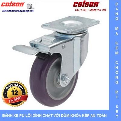 Các loại bánh xe đẩy giá rẻ SP Caster Colson Mỹ banhxedaycolson.com
