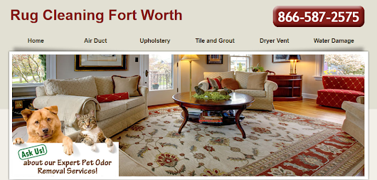 Fortworth TX Rug Cleaning