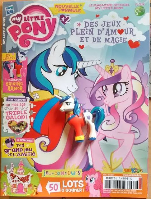 April UK My Little Pony Magazine