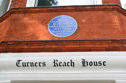 George Frederick Samuel Robinson, London