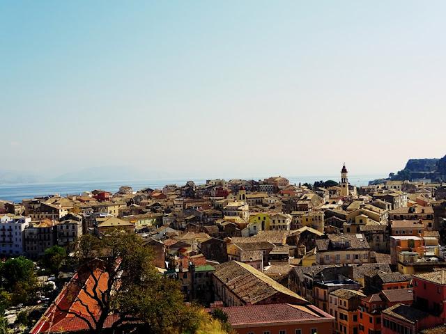 Panorama Korfu - Kerkiry