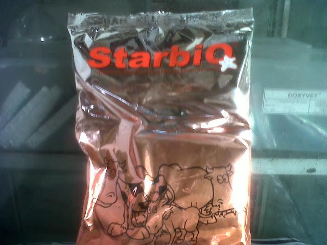 Hasil gambar untuk starbio ternak