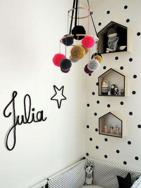 Blog dormitorios juveniles valencia tendencias objetos - Objetos para decorar paredes ...