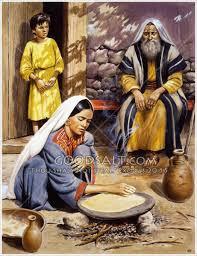 Kumpulan Khotbah Elia Dan Janda Di Sarfat Tindakan Iman