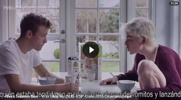 CLIC PARA VER VIDEO Ahora Estamos Bien - We Are Okay Now - CORTO - Dinamarca - 2015
