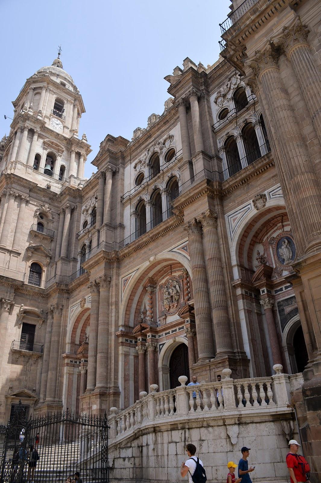 cathedral malaga spain