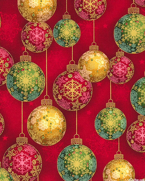Red Vintage Christmas backgrounds - Oh My Fiesta! in english