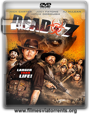 Dead 7 Torrent - HDRip Legendado (2016)