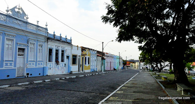 Rua do Amparo, Itaparica