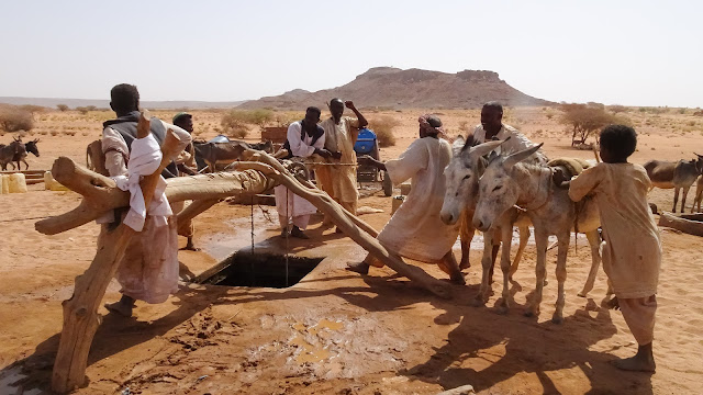 The livelihood of Sudan depends use of its water sources