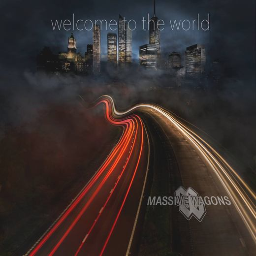 MASSIVE WAGONS - Welcome To The World (2016) full