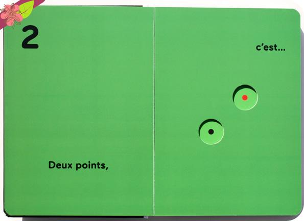 Un point c'est tout de Xavier Deneux - éditions Milan