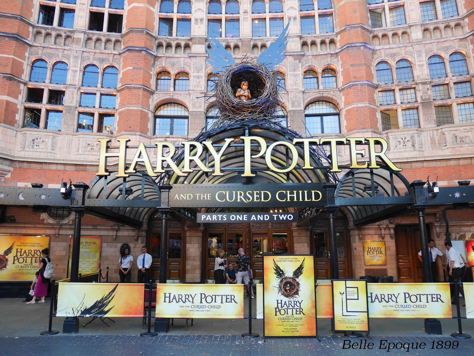 warner bros london harry potter karten