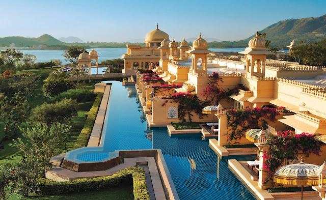 Los más lujosos y mejores hoteles del mundo, Hotel Oberoi Rajvilas