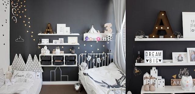 quarto preto tumblr