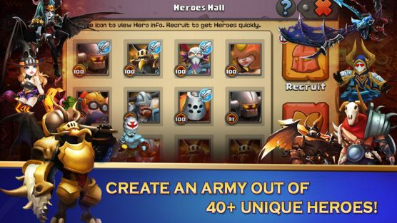 Clash of Lords 2 APK + data