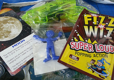 Space Themed Party Bags review