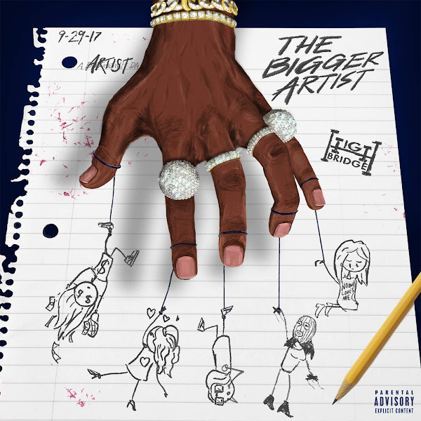 A Boogie wit da Hoodie - The Bigger Artist Cover