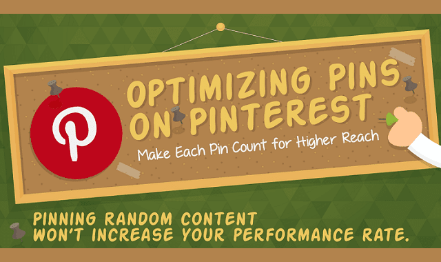 Optimizing Pins on Pinterest: Make Each Pin Count for Higher Reach