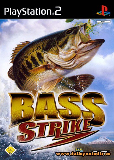 Bass Strike PS2