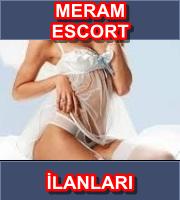 Meram türbanlı escort